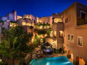 达达伊芙古堡酒店 (Kasbah Dar Daif)