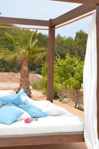 Es Pas Formentera Agroturismo, Vidiecke domy  Es Calo - big - 59