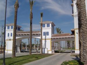 La Torre Resort, Apartments  Roldán - big - 5