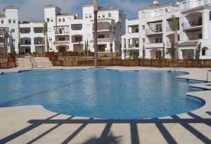 La Torre Resort, Apartmány  Roldán - big - 3