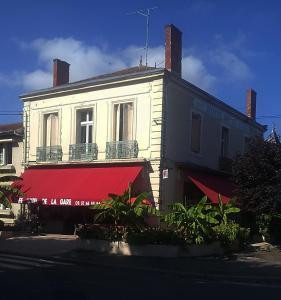 Hotel Café De La Gare