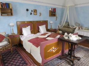 Romantik-Villa LebensART, Apartments  Reichenfels - big - 46