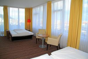 Akcent hotel, Hotels  Prag - big - 12