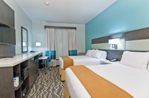 Holiday Inn Express and Suites Forth Worth North - Northlake, Hotel  Roanoke - big - 4
