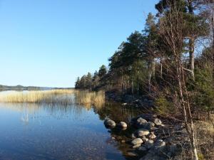 Hamgården Nature Resort Tiveden, Case di campagna  Tived - big - 3