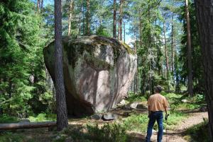 Hamgården Nature Resort Tiveden, Case di campagna  Tived - big - 27