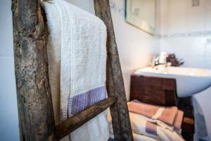Bed and Breakfast Il Faggio, Апартаменты  Villar San Costanzo - big - 11