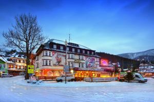 Hostel Central - Accommodation - Špindlerův Mlýn