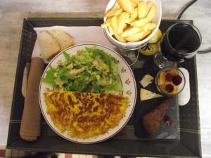 Chez Christy, Bed & Breakfast  Voussac - big - 20