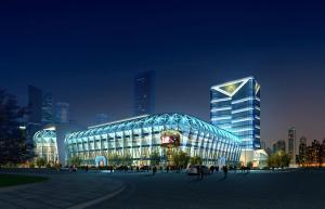 obrázek - Shenzhen Baoan PLUS Gems Cube Hotel