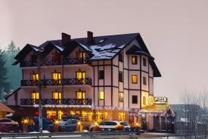 Отель Monysto, Буковель