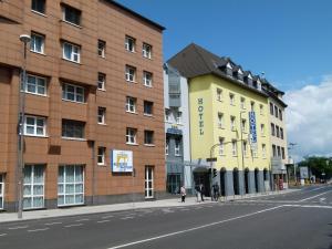 (City-Hotel Kurfürst Balduin)
