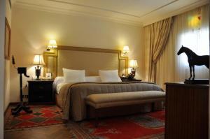Berbère Palace, Отели  Уарзазат - big - 3