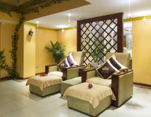 GOPATEL Hotel & Spa, Отели  Дананг - big - 53