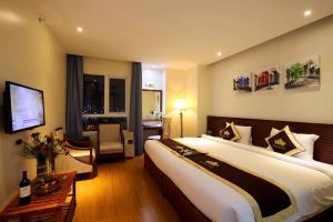 GOPATEL Hotel & Spa, Отели  Дананг - big - 6