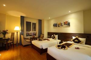 GOPATEL Hotel & Spa, Отели  Дананг - big - 5