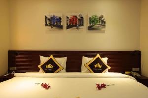 GOPATEL Hotel & Spa, Отели  Дананг - big - 13