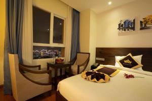 GOPATEL Hotel & Spa, Отели  Дананг - big - 4