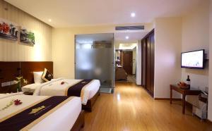 GOPATEL Hotel & Spa, Отели  Дананг - big - 11