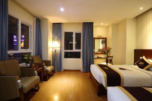 GOPATEL Hotel & Spa, Отели  Дананг - big - 10