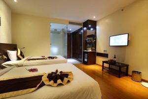 GOPATEL Hotel & Spa, Отели  Дананг - big - 9