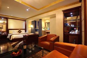 GOPATEL Hotel & Spa, Отели  Дананг - big - 2