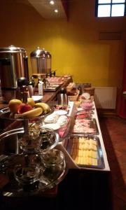 Aparthotel Lublanka, Hotely  Praha - big - 75