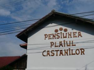 """Agro-pensiunea """"Plaiul Castanilor"""""""