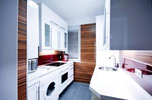 Apartment Giuliano Vienna, Apartmány  Vídeň - big - 12