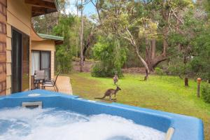 Yelverton Brook Eco Spa Retreat & Conservation Sanctuary - Margaret River Wine Region, Western Australia, Australia