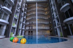 Atlas Airport Aparthotel, Ferienwohnungen  Nedumbassery - big - 31