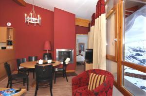 Odalys Edenarc, Aparthotely  Arc 1800 - big - 26