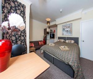 Riverside Guest House, Penziony  Norwich - big - 11
