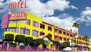 Hotel Santo Tomas, Szállodák  Ensenada - big - 1