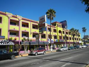 Hotel Santo Tomas, Szállodák  Ensenada - big - 21