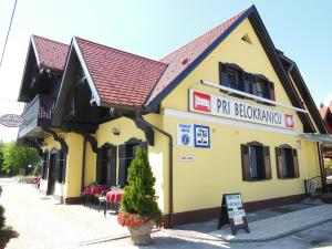 Hotel Pri Belokranjcu