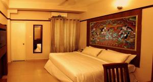 Srivar Hotels, Отели  Guruvāyūr - big - 38