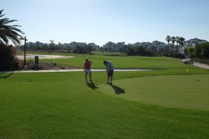 Coming Home - Penthouses La Torre Golf Resort, Apartmanok  Roldán - big - 44