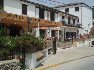 obrázek - Hotel Enrique Calvillo