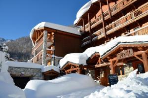 Langley La Foret - Hotel - Val d'Isère