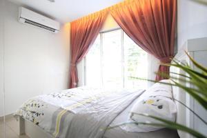 Lovage Stay Melaka, Апартаменты  Мелака - big - 5