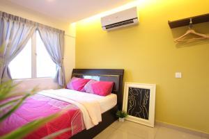 Lovage Stay Melaka, Апартаменты  Мелака - big - 4