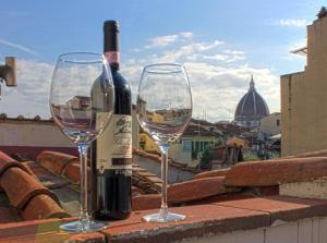 San Lorenzo Terrace Duomo View