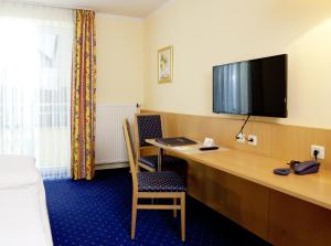 Hotel Huberhof, Hotely  Allershausen - big - 10