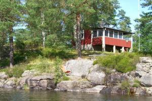 Holiday home in Köpmannebro