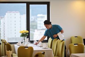 Ocean Haven Hotel, Hotely  Da Nang - big - 38