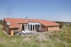 Five-Bedroom Holiday home in Vejers Strand 1