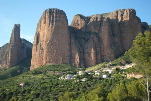 Apartamentos Turísticos Mallos de Huesca