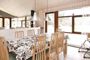 Three-Bedroom Holiday home in Sæby 15