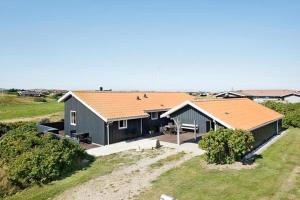 Four-Bedroom Holiday home in Løkken 25